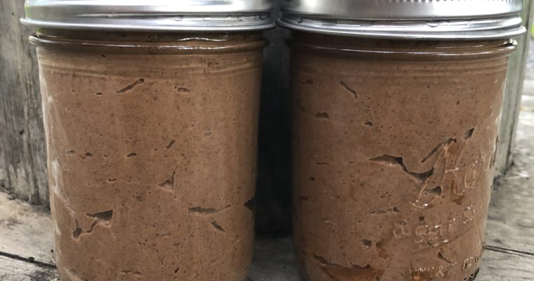 Cultured Vegan Mole Sauce. (Not authentic, but keto hacked, paleo and tasty)