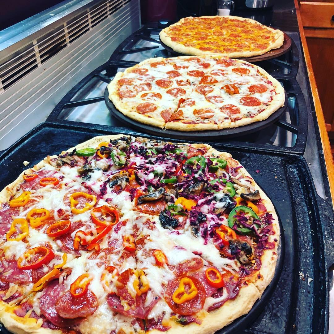 Italian Einkorn Sourdough Pizza (With Kefir)