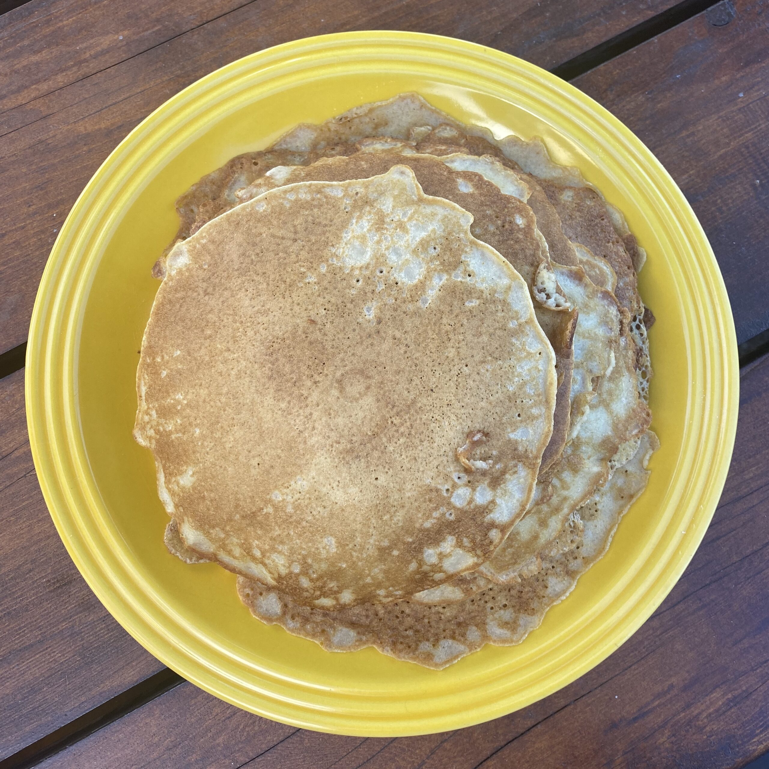 Cultured Cassava Kefir Pancakes (Gluten-Free)