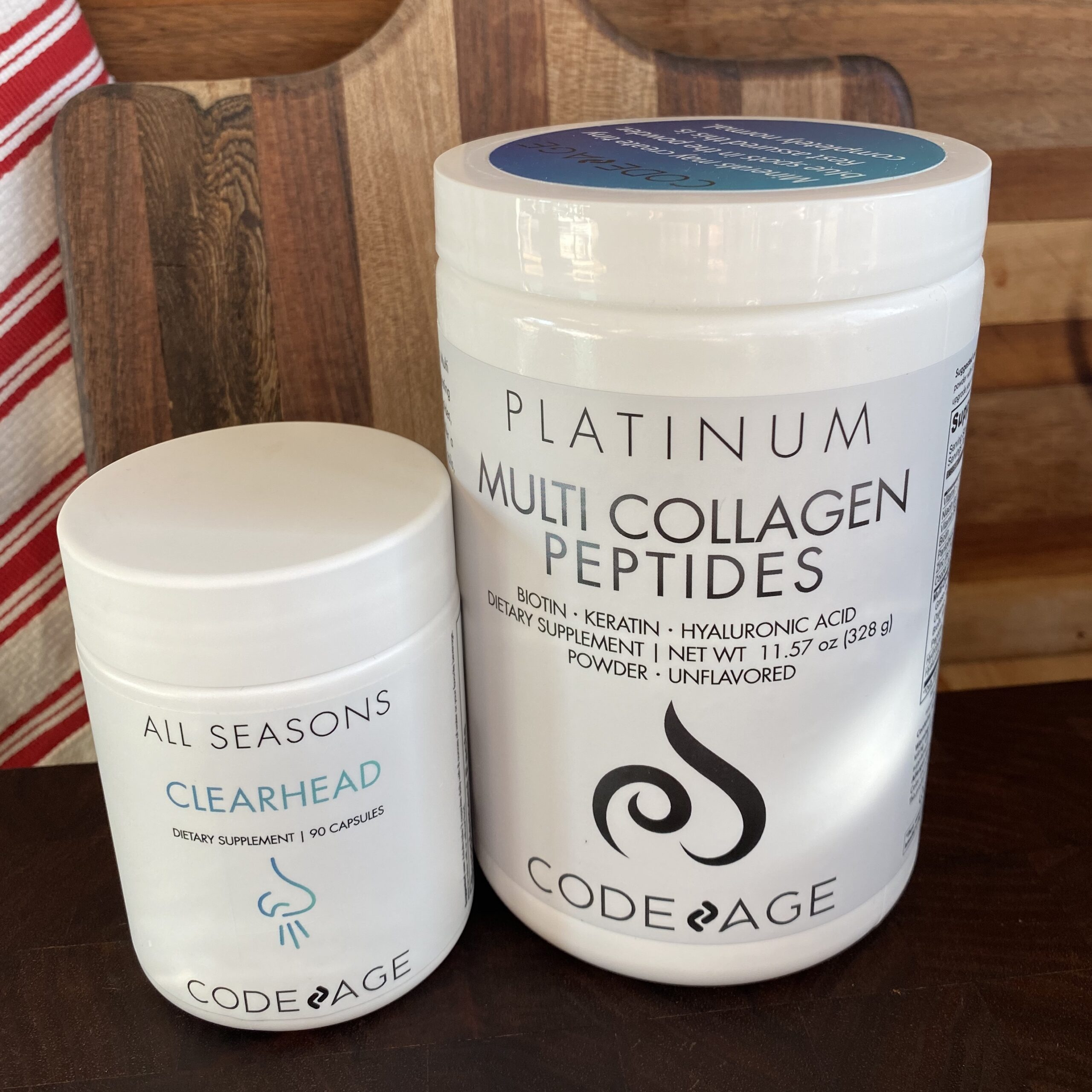 CodeAge Supplement Review!