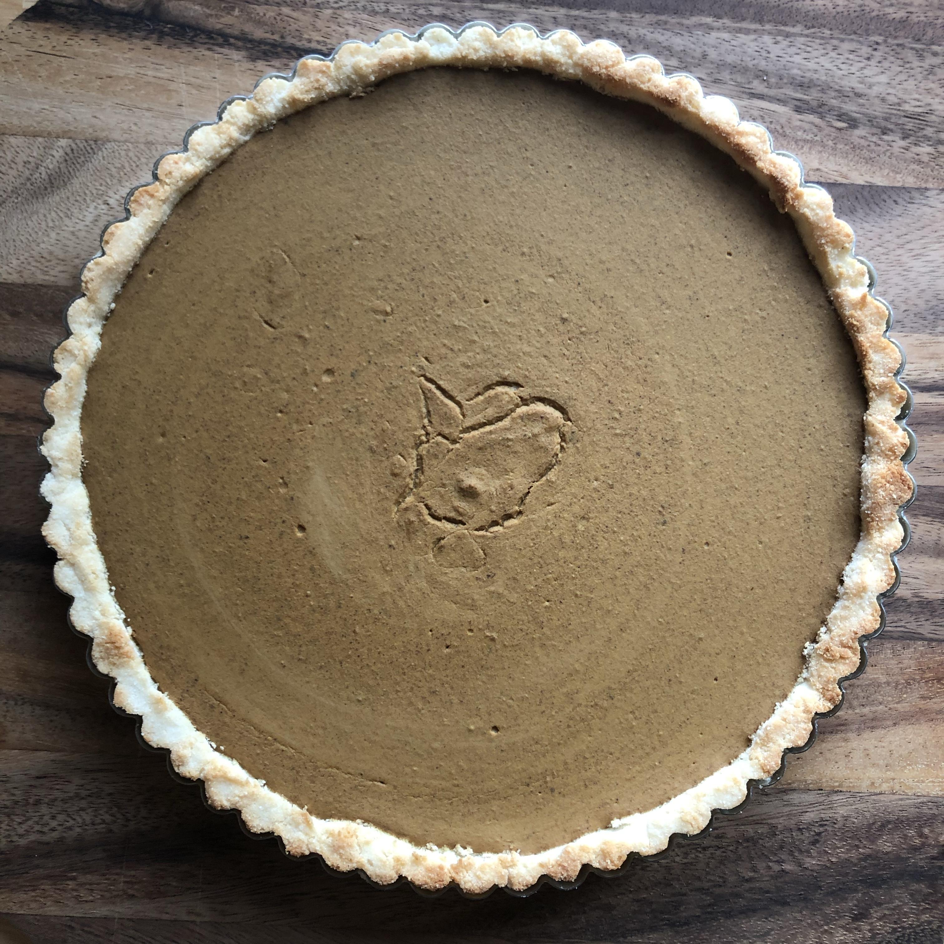 Paleo Pumpkin Pie Filling (Keto & Vegan)