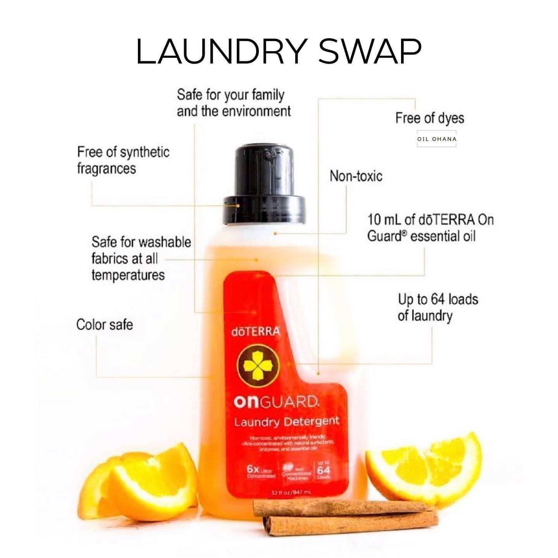 Clean Swap: Laundry