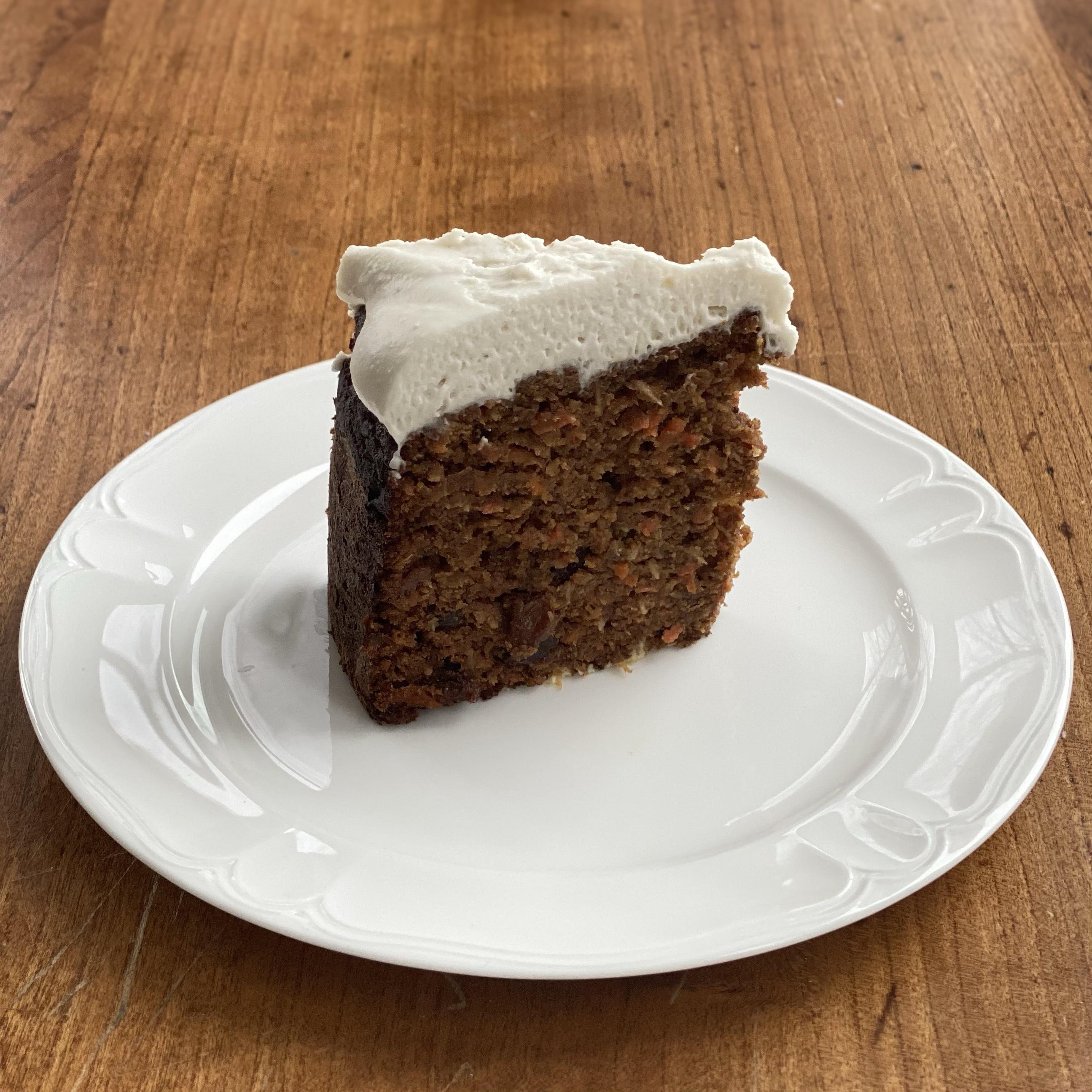 Carrot Cake (Keto & Paleo)