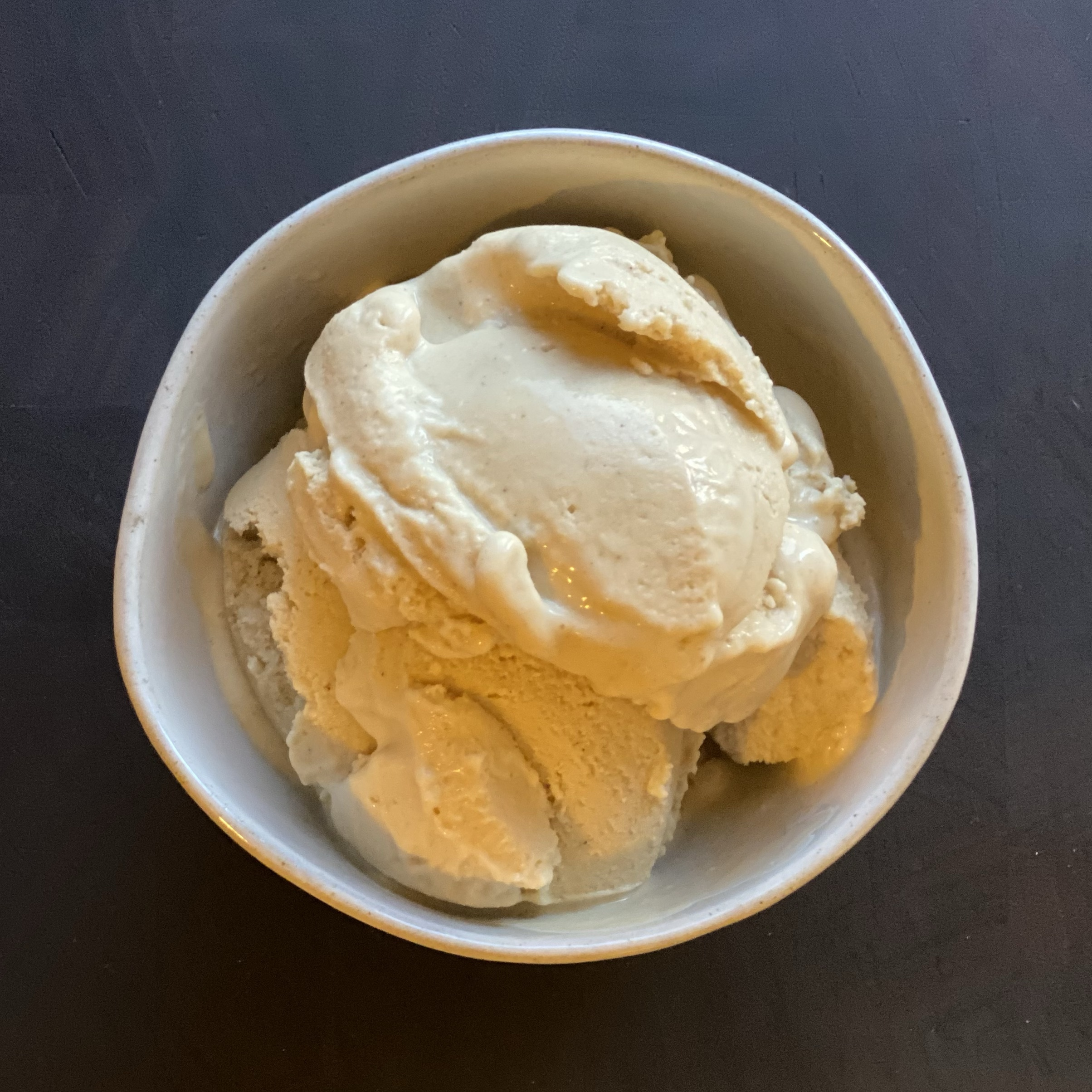 Nootropic Chai Ice Cream (Keto & Paleo)