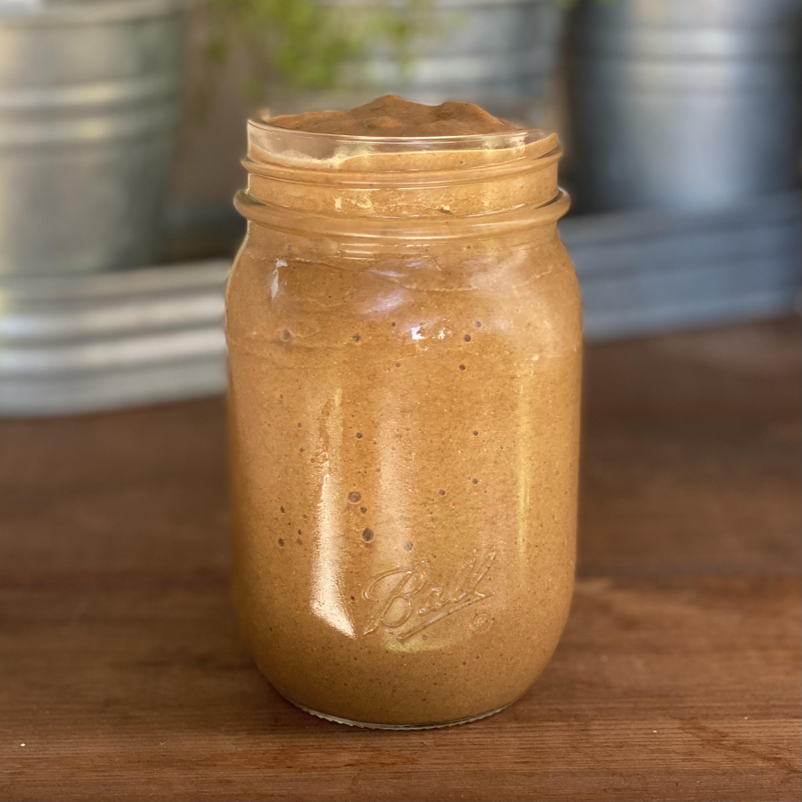 Malted Chaga Chocolate Smoothie with Maca for Hormonal Balance